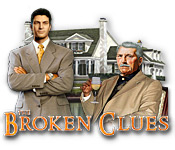 The Broken Clues Game Featured Image