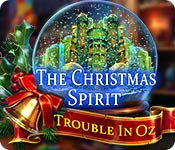 The Christmas Spirit: Trouble in Oz Game Featured Image