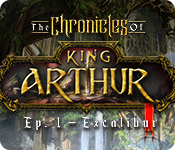 Buy PC games online, download : The Chronicles of King Arthur: Episode 1 - Excalibur