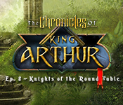 The Chronicles of King Arthur: Episode 2 - Knights of the Round Table for Mac Game