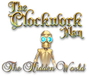 The Clockwork Man: The Hidden World Game Featured Image