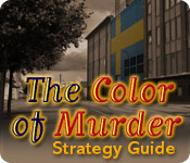 The Color of Murder Strategy Guide Feature Game