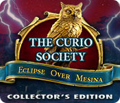 The Curio Society: Eclipse Over Mesina Collector's Edition for Mac Game