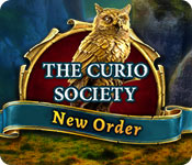 The Curio Society: New Order for Mac Game