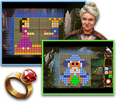 Buy pc games - The Far Kingdoms: Magic Mosaics 2