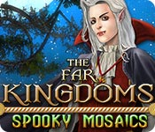 The Far Kingdoms: Spooky Mosaics Game Featured Image