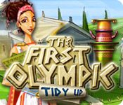 The First Olympic Tidy Up Feature Game