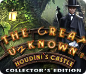 The Great Unknown: Houdini's Castle Collector's Edition Game Featured Image