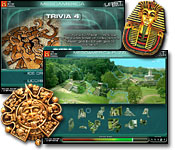 The History Channel Lost Worlds Game