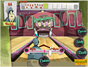 in-game screenshot : The Honeymooners Bowling (pc) - Dynamite family bowling game.