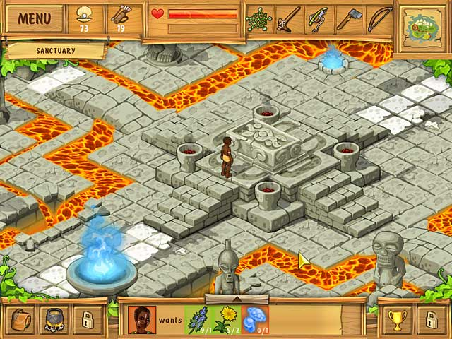 The Island: Castaway 2 - Screenshot