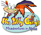 The Jolly Gang's Misadventures in Africa - Mac