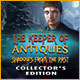 The Keeper of Antiques: Shadows From the Past Collector's Edition Game
