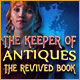 The Keeper of Antiques: The Revived Book Game