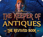 The Keeper of Antiques: The Revived Book for Mac Game