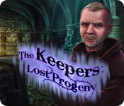The Keepers: Lost Progeny Game Featured Image