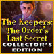 The Keepers: The Order's Last Secret Collector's Edition - Mac