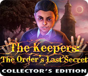 The Keepers: The Order's Last Secret Collector's Edition casual game - Get The Keepers: The Order's Last Secret Collector's Edition casual game Free Download