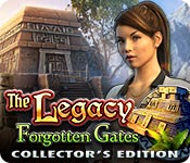 The Legacy: Forgotten Gates Collector's Edition for Mac Game