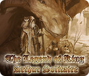 The Legend Of King Arthur Solitaire Game Featured Image