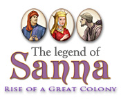 The Legend of Sanna Game Featured Image