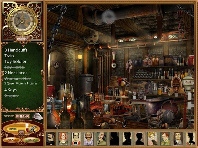 Click To Download The Lost Cases of Sherlock Holmes