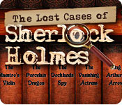 The Lost Cases of Sherlock Holmes Feature Game