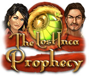 game - The Lost Inca Prophecy