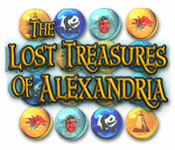 The Lost Treasures of Alexandria Feature Game
