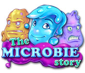 The Microbie Story Game Featured Image
