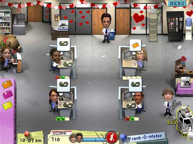 The Office - Battle to be the best paper salesperson!