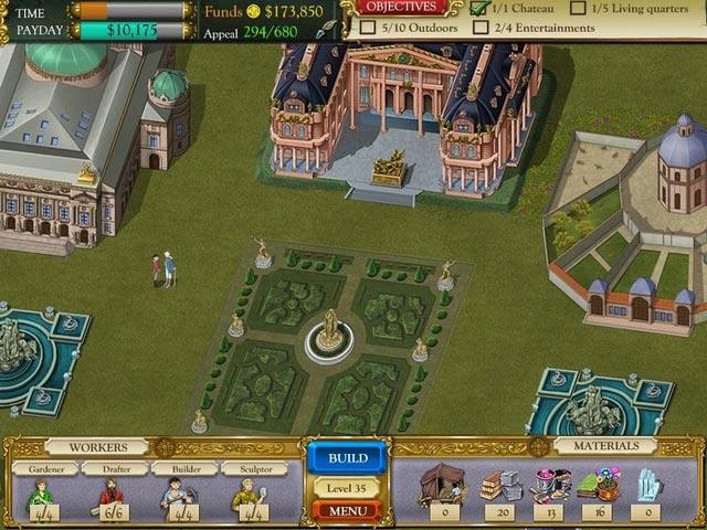 Bezpłatne pobieranie The Palace Builder