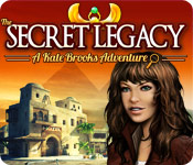 The Secret Legacy: A Kate Brooks Adventure casual game - Get The Secret Legacy: A Kate Brooks Adventure casual game Free Download