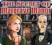 The Secret of Margrave Manor casual game - Get The Secret of Margrave Manor casual game Free Download