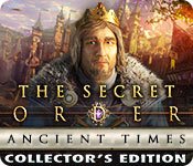 The Secret Order: Ancient Times Collector's Edition Game Featured Image