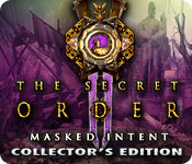 The Secret Order: Masked Intent Collector's Edition Game Featured Image