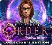 The Secret Order: Shadow Breach Collector's Edition for Mac Game