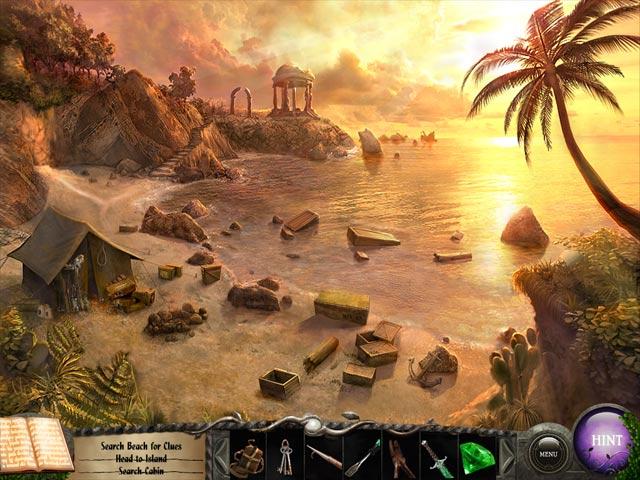 Gra The Secrets of Arcelia Island Gra Bezpłatne