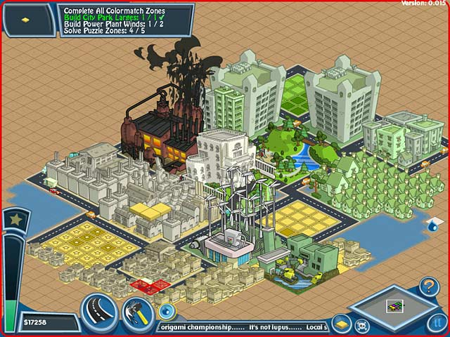 The Sims Carnival SnapCity Screen Shot 2