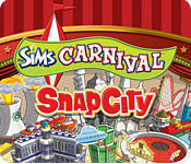The Sims Carnival SnapCity Feature Game