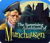 The Surprising Adventures of Munchausen - Featured Game