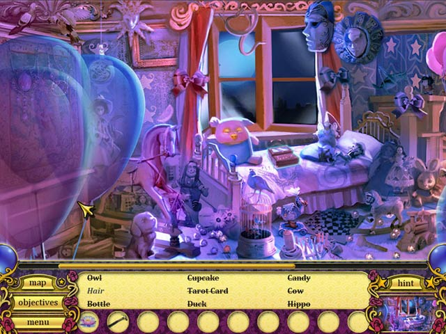Gra The Tarot's Misfortune Gra Bezpłatne