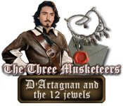 The Three Musketeers: D'Artagnan and the 12 Jewels Game Featured Image
