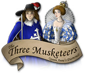 The Three Musketeers: Queen Anne's Diamonds Game Featured Image