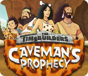 The Timebuilders: Caveman's Prophecy for Mac Game