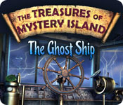 The Treasures of Mystery Island: The Ghost Ship Walkthrough
