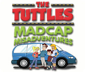 The Tuttles: Madcap Adventures for Mac Game