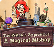 Buy PC games online, download : The Witch's Apprentice: A Magical Mishap
