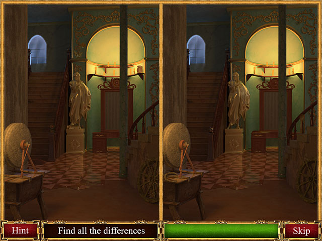 Three Musketeers Secret: Constance's Mission - Screenshot