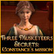 Free online games - game: Three Musketeers Secret: Constance's Mission